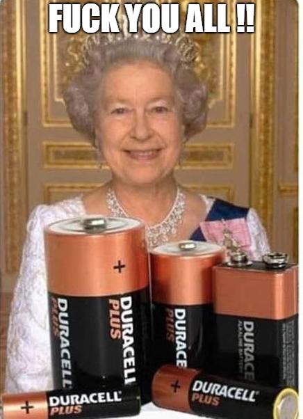 queen duracell